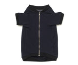 Zippy Dog Jacket - Navy + Black - BOSSPUP