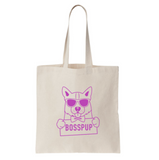 Bosspup Tote Bag Corgi - Different Colors! - BOSSPUP