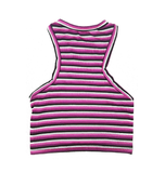Beachy Bro Tank Top - Pink