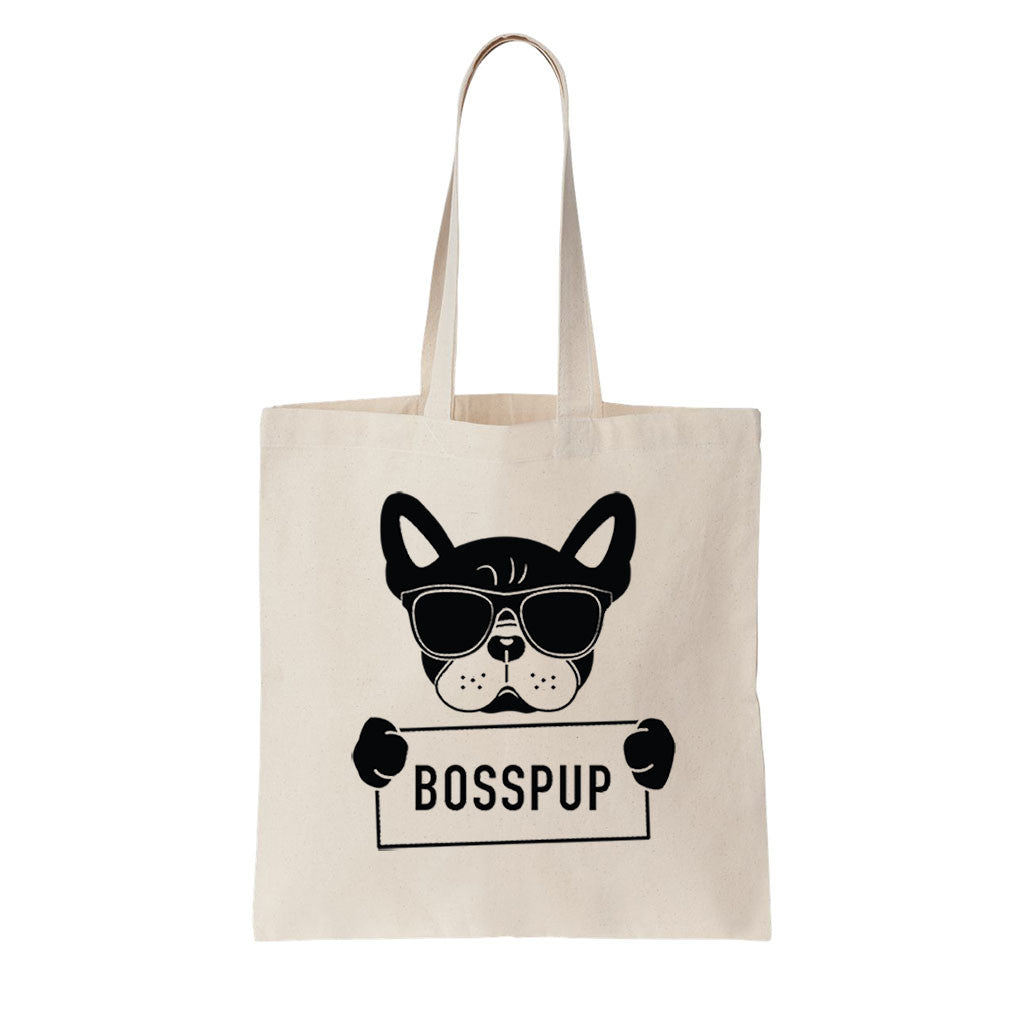 Bosspup Tote Bag - BOSSPUP