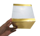Floating Candle Box Lantern