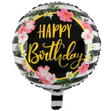 Birthday Foil Balloon & Party