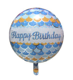 Helium Birthday & Party Foil Balloons