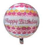 Helium Birthday Foil & Party Balloons