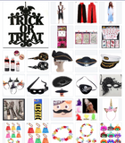 Halloween Accessories & Costum