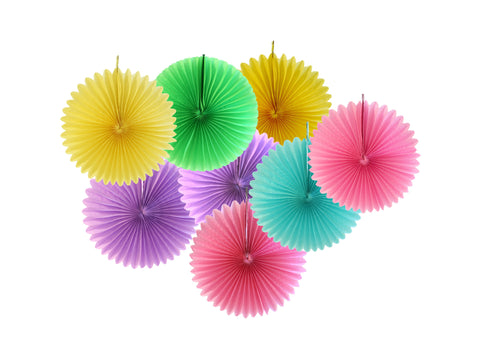 Paper Fan Decoration
