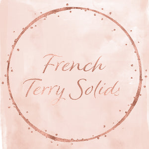 Sems Solid French Terry