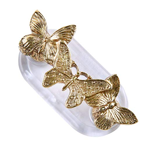 ReadeRest Butterfly Gold Magnetic Glasses Holder