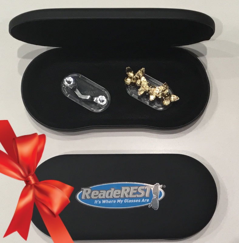 Premium Gold Butterfly Gift Pack For Her
