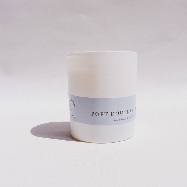 Port Douglas Drive Large Candle