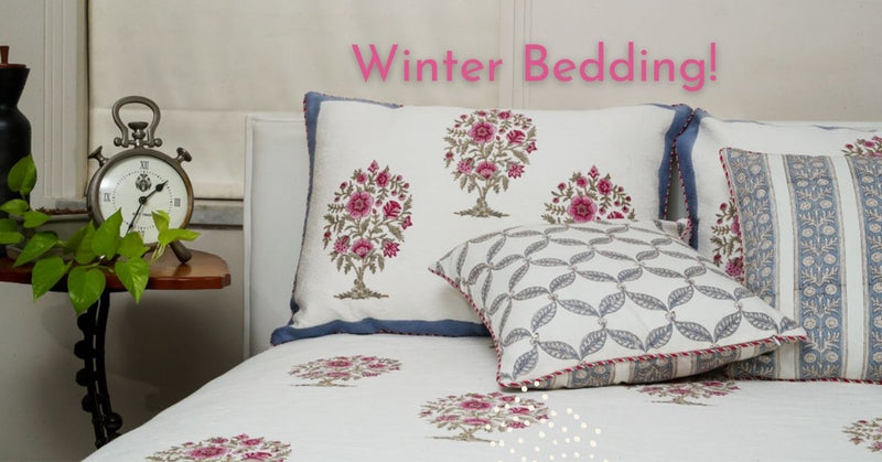 The perfect winter bedding!