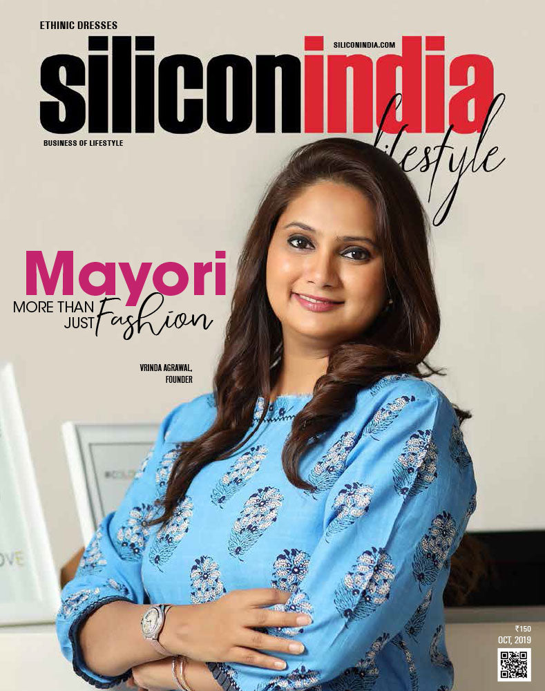 Mayori in Cover story of Silicon India