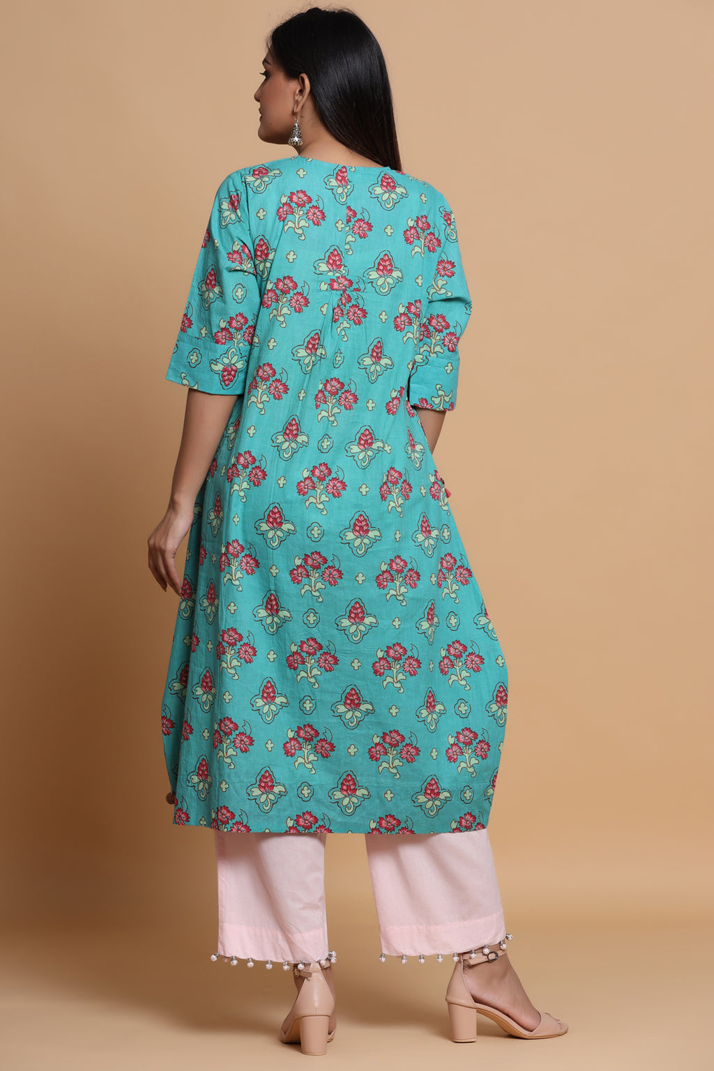 A LINE 100% COTTON KURTA
