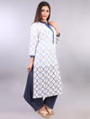 SHADED STRAIGHT KURTA