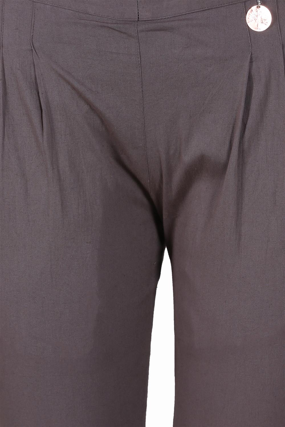 BROWN LYCRA PANTS