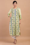 STRAIGHT CUT KURTA