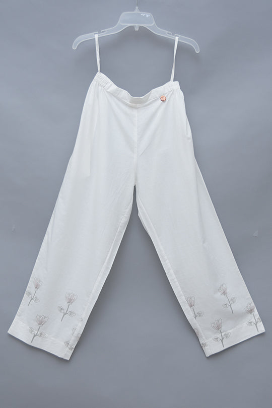 cotton stright pant