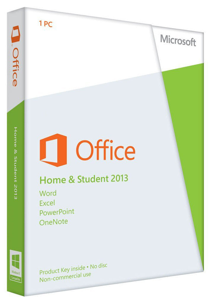 Microsoft Office Home and Student 2013 - MyMSOffice.com  - 1