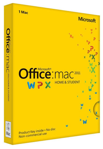 Office for Mac 2011 Home and Student - MyMSOffice.com
