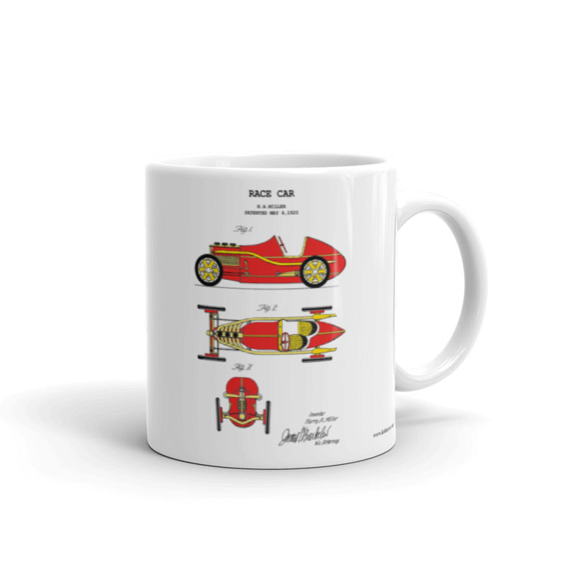 Race Car | 11oz Mug