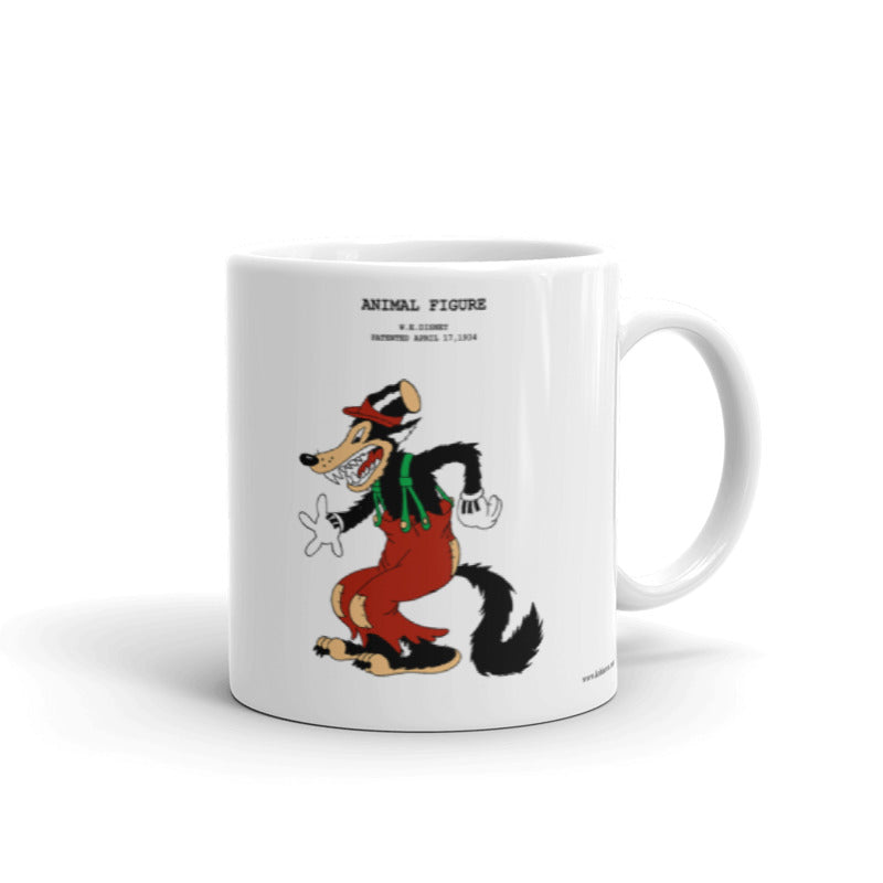 Animal Figure | 11oz Mug