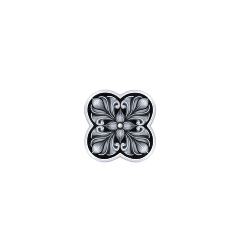 KRANOK Flower Single-side Ear Stud
