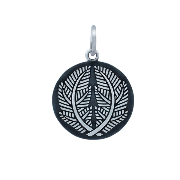 Sampler II: LEAVES MON Pendant