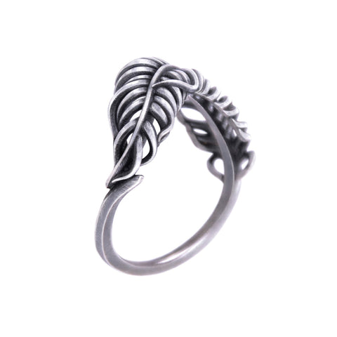 3x3 FAITH - Feather Ring