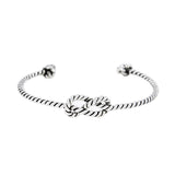 SAVOY ROPE Bangle