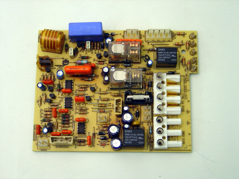 237138 Baxi Solo PCB 231711£46.99Printed Circuit Boards