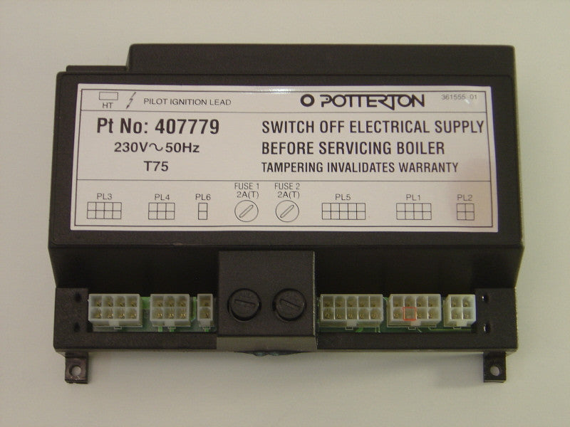 407779 Potterton Kingfisher PCB (900312)£46.99Printed Circuit Boards