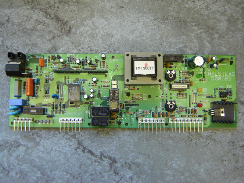 500585 Halstead Finest/Wickes 90 PCB£45.99Printed Circuit Boards