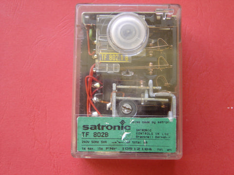 TF 802B Satronic Control£29.99Control Boxes