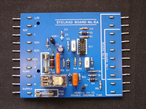 60554 Stelrad/Ideal 6,6A PCB 060554£32.99Printed Circuit Boards