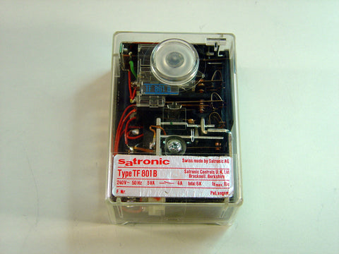 TF 801B Satronic Control£29.99Control Boxes