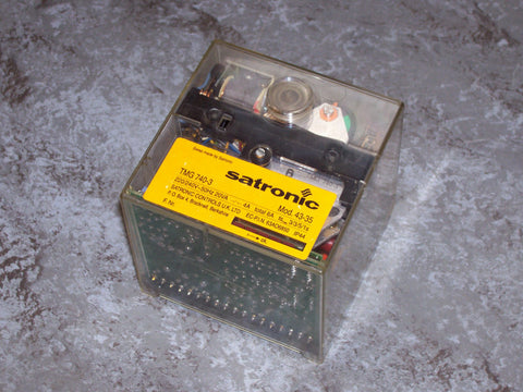 TMG 740.3 Satronic Control£73.00Control Boxes