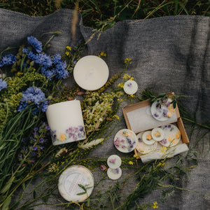 WILD FLOWERS CANDLE