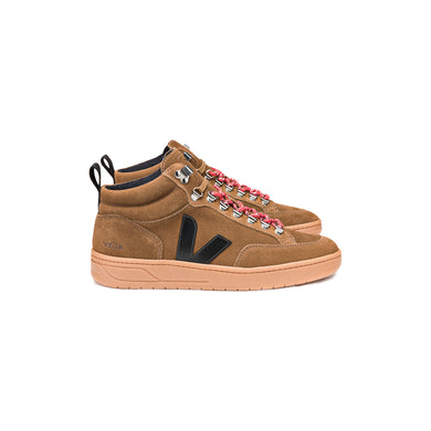 VEJA Roraima - Suede Brown Black Natural Sole