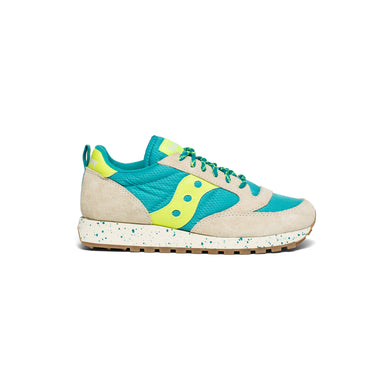 SAUCONY Jazz Trail - Grey / Teal / Slime