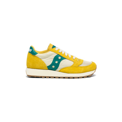 SAUCONY Jazz Original - Mustard / Tan / Teal