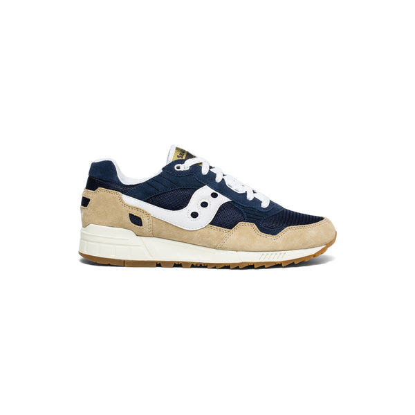 SAUCONY Shadow 5000 - Tan / Navy