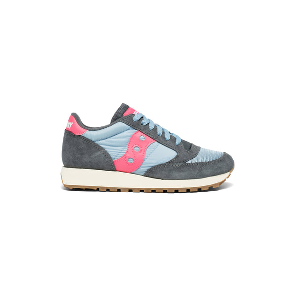 SAUCONY Jazz Original - Charcoal/ Blue Fog / Pink