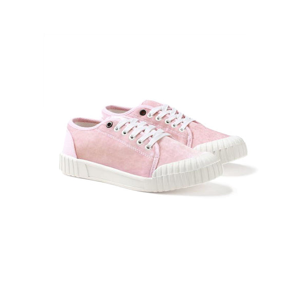 GOOD NEWS LONDON Softball Low - Pink Velvet