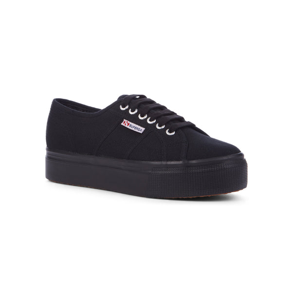 SUPERGA Acto Linea - Full Black