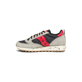 SAUCONY Jazz Trail - Grey / Black / Red