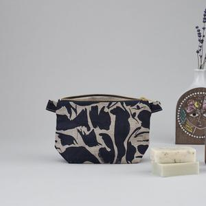 BLASTA HENRIET -  Small Wash Bag Navy