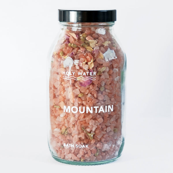 HOLY WATER - Mountain Bath Soak