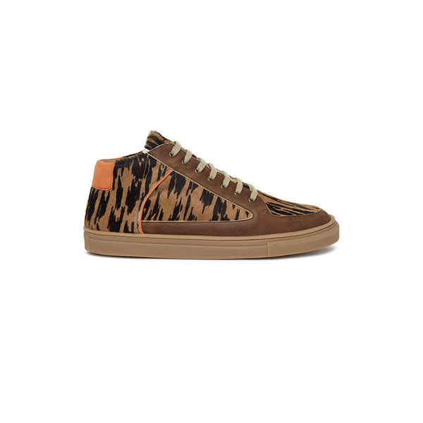 ROSE RANKIN Simmy Mid Top - Tiger