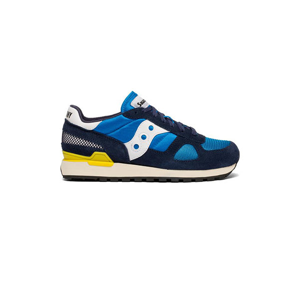 SAUCONY Shadow Original - Navy / Blue / Yellow