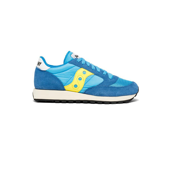 SAUCONY Jazz Original - Blue / Yellow